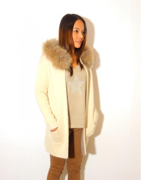 Manteau Blanca
